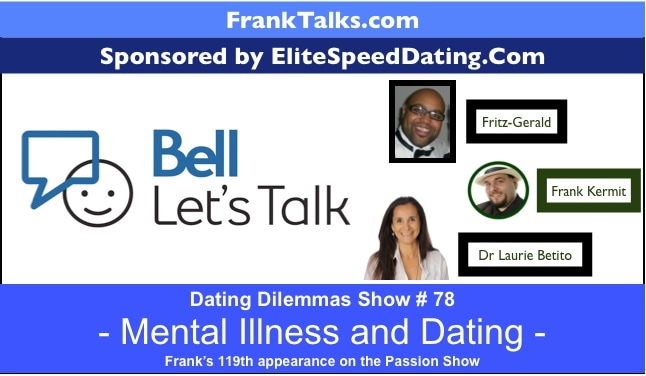 Dating With Mental Illness Interview