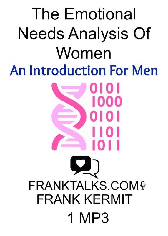 emotional needs of women - intro for men audio mp3