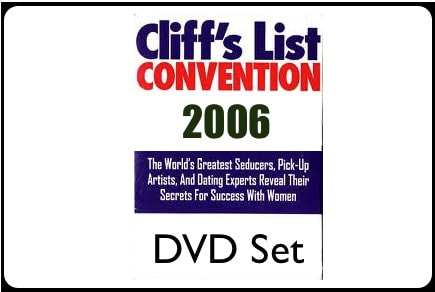 Cliff's List Convention logo