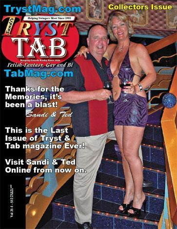 tryst and tab magazine