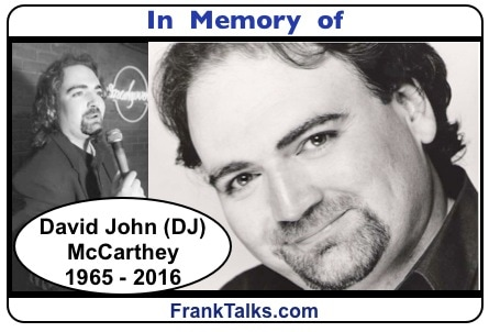 David John (DJ) McCarthey