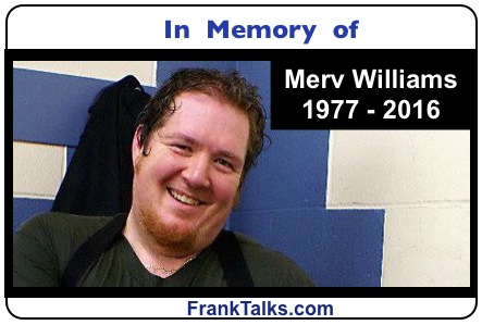 merv williams