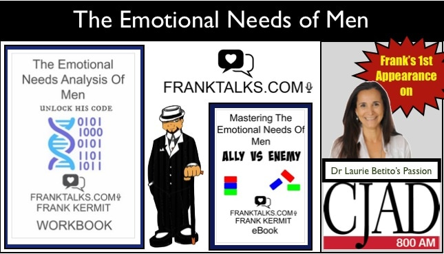 Emotional Needs of Men