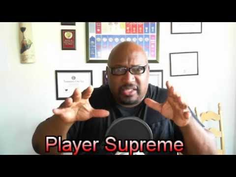 the player supreme show