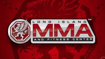 Long Island MMA and Fitness Center logo