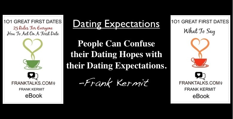 dating expectations list