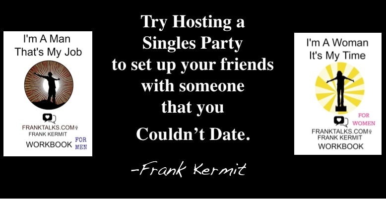 how to throw a singles party