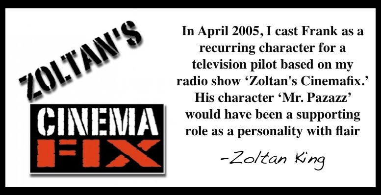 The Zoltan's CinemaFix TV Pilot