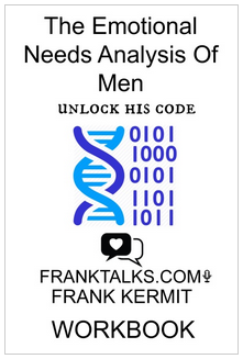 THE EMOTIONAL NEEDS ANALYSIS OF MEN WORKBOOK BY FRANK KERMIT