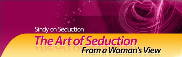 Sindy On Seduction Podcast logo