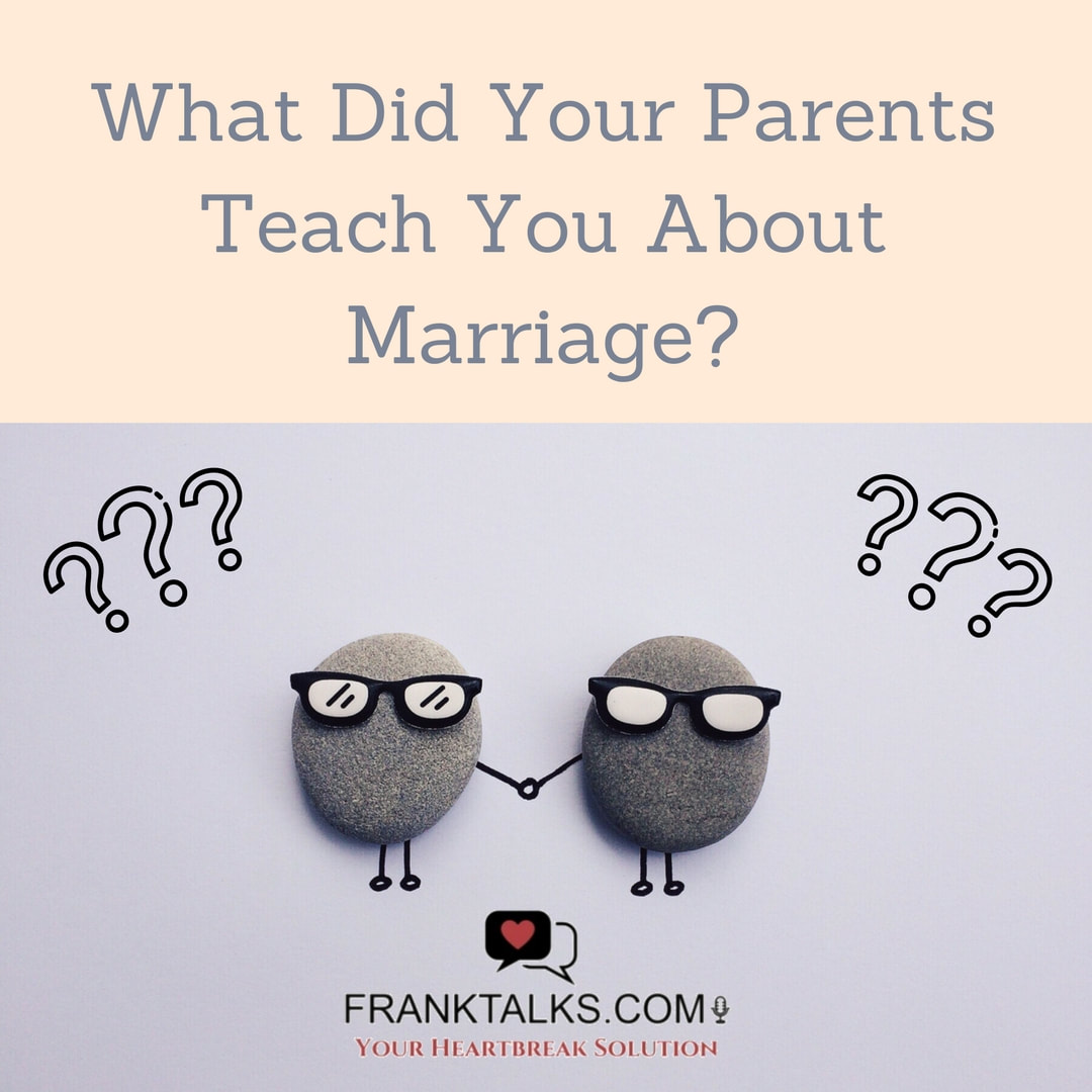 parents teach about marriage